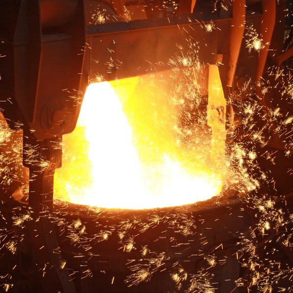 gray and ductile iron casting